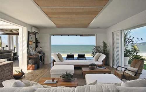 praia%2B %2B2 Decorar Sala de Casa na Praia
