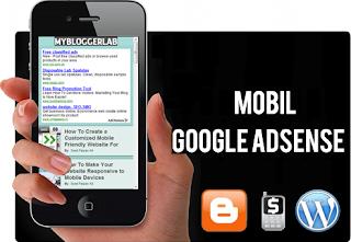 Blogger Mobil Adsense  Reklam Kodu Ayarı