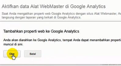 Cara Daftar dan Verifikasi Blog di Google analytics