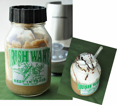 diy bullet single serve blender with mason jar frozen coffee