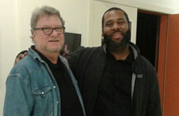 Me and Mr. KIRK FLETCHER