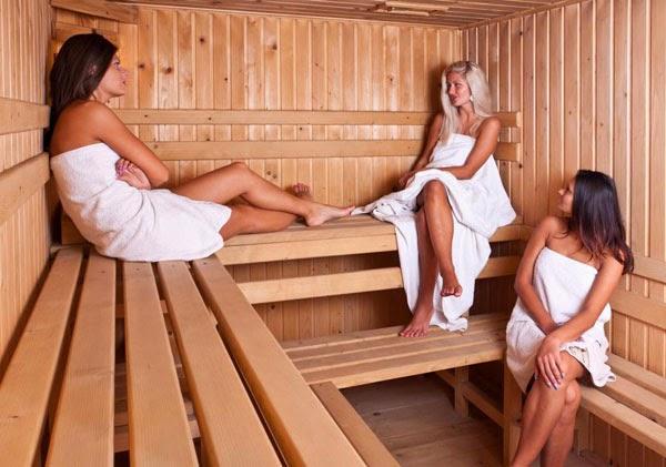 phòng xông hơi sauna steambath tại nhà