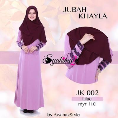 KHAYLA-Jubah-JK002