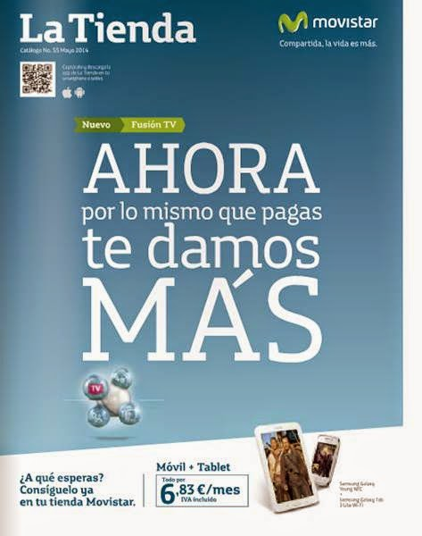 catalogo movistar mayo 2014