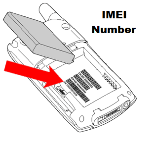 How to trace mobile phone using imei no valido
