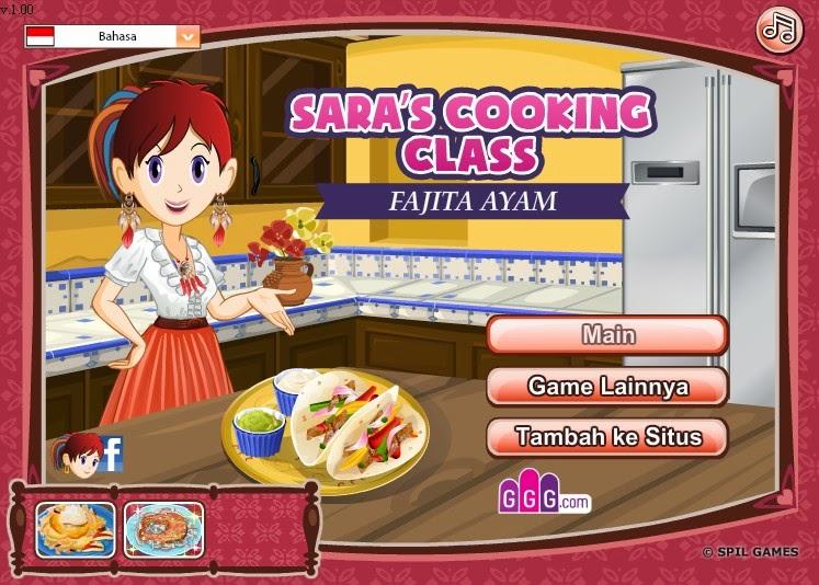 Permainan Memasak Ayam Fajita