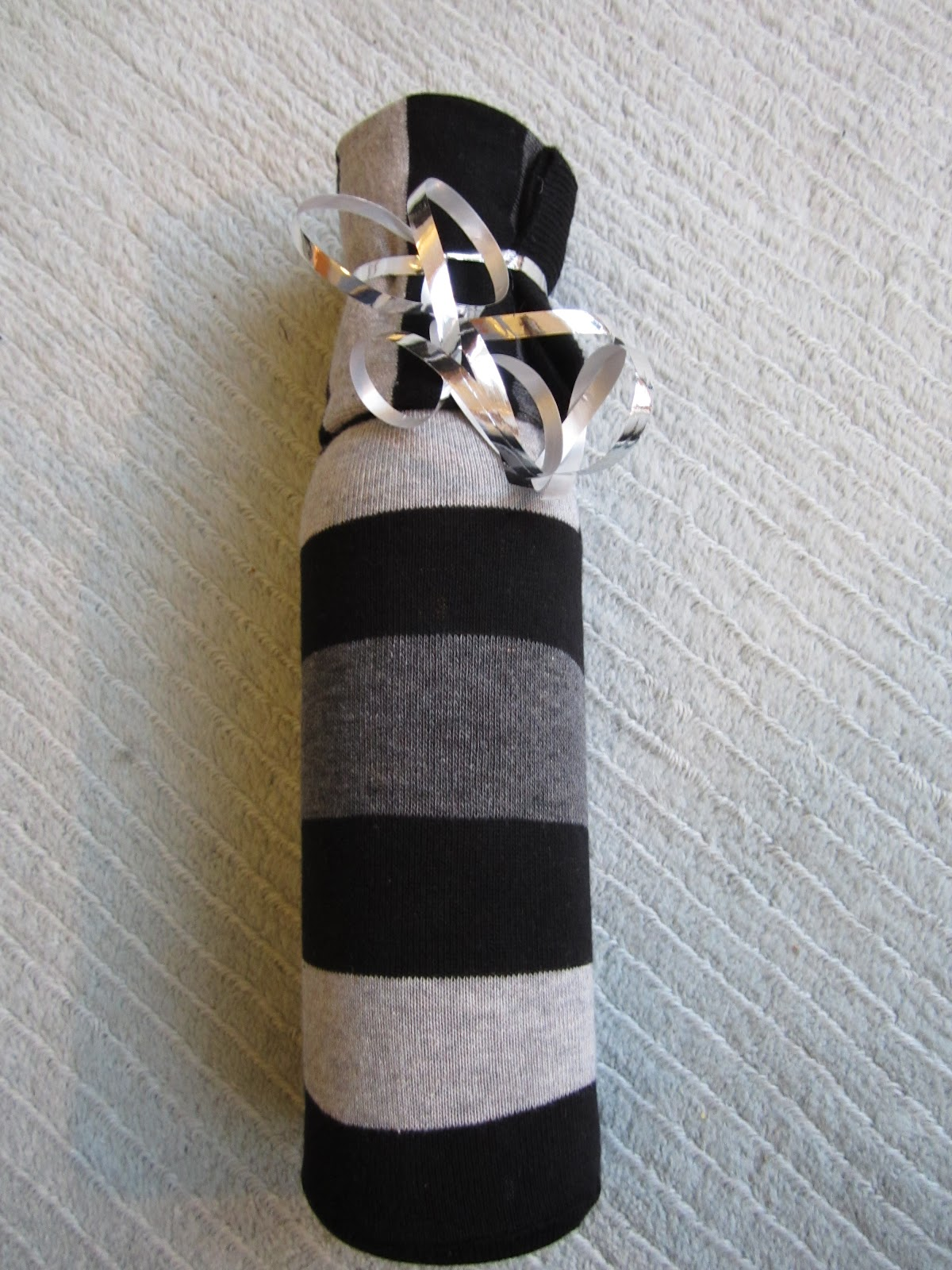 Lovely Wine Gift Wrapping Ideas Part - 12: Gift Wrap Wine Bottles Dinner Party Ideas