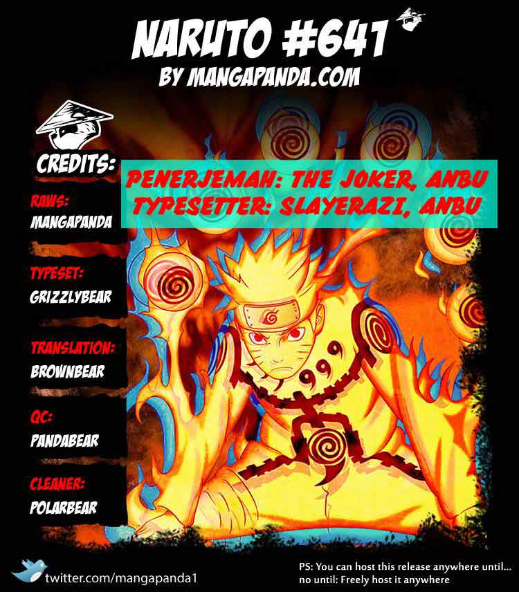 Naruto - Chapter:641 - Page:01
