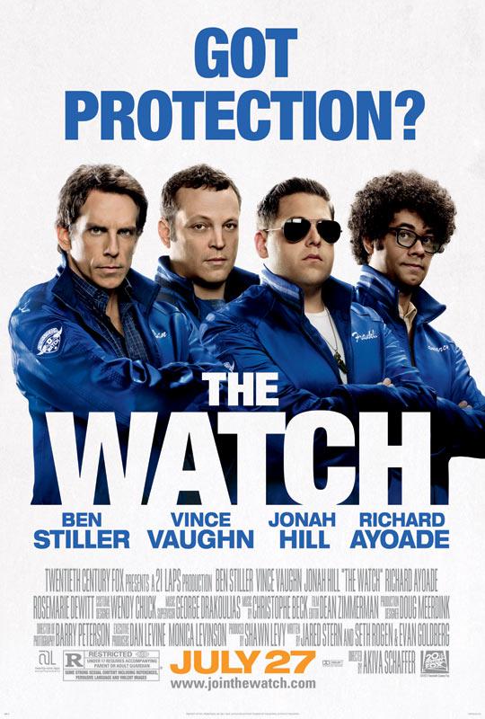 ตัวอย่างหนังใหม่ : The Watch (เพื่อนบ้าน แก๊งป่วน ป้องโลก) ซับไทย
