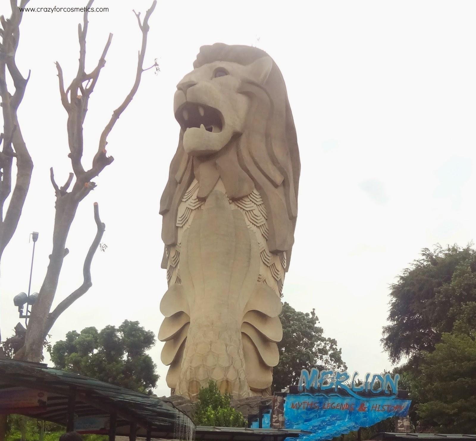 sentosa island Singapore- sentosa island Singapore attractions- sentosa island package- sentosa island adventure cove- sentosa island Merlion- sentosa island dolphin show- sentosa island skyline luge- sentosa island water park