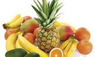 الفواكه التي تحتوي علي البوتاسيوم