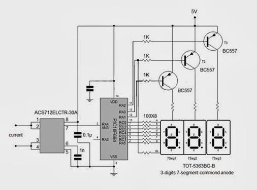 popular electronics circuit