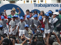 EL TITULO DE MAYOR IMPORTANCIA EN EL DEPORTE INFANTIL DE LA CIUDAD DE QUITO