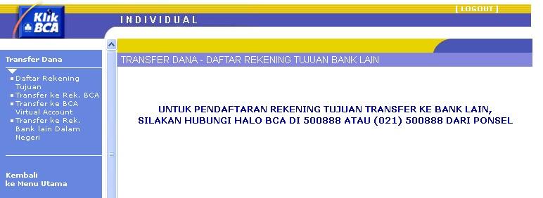 Bank Yang Sombong :(
