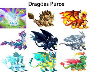 Quando vc cruzar Dragão Lendário + Dragão Lendário ai irar ter um