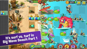 Plants vs. Zombies 2 v3.7.1 MOD APK + DATA (Free Shopping) Android