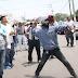 Estados/ CETEG quema oficinas del SNTE en Acapulco