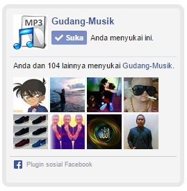 Custom Facebook Like Plugin Keren