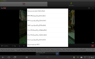 Tutorial Download Video Youtube di Android