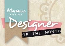 Designer of the month bij Marianne Design