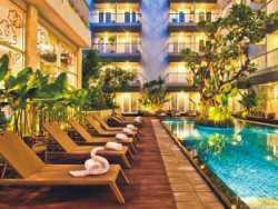 Hotel Bintang 4 di Kuta - EDEN Hotel Kuta Bali