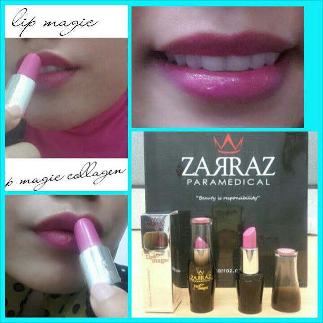 lip magic collagen & Phystrogene, lipstic zarraz, lip magic zarraz, lip magic collagen