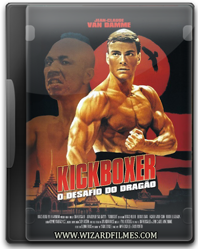 Kickboxer: O Desafio do Dragão Torrent BluRay Rip 720p Dual Áudio (1989)