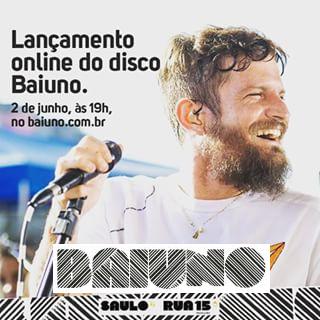 Saulo Fernandes - CD Baiuno ao vivo 2015