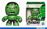 Hulk Marvel Mini Mighty Muggs