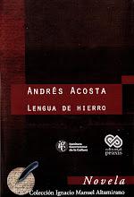 Lengua de hierrro (novela)