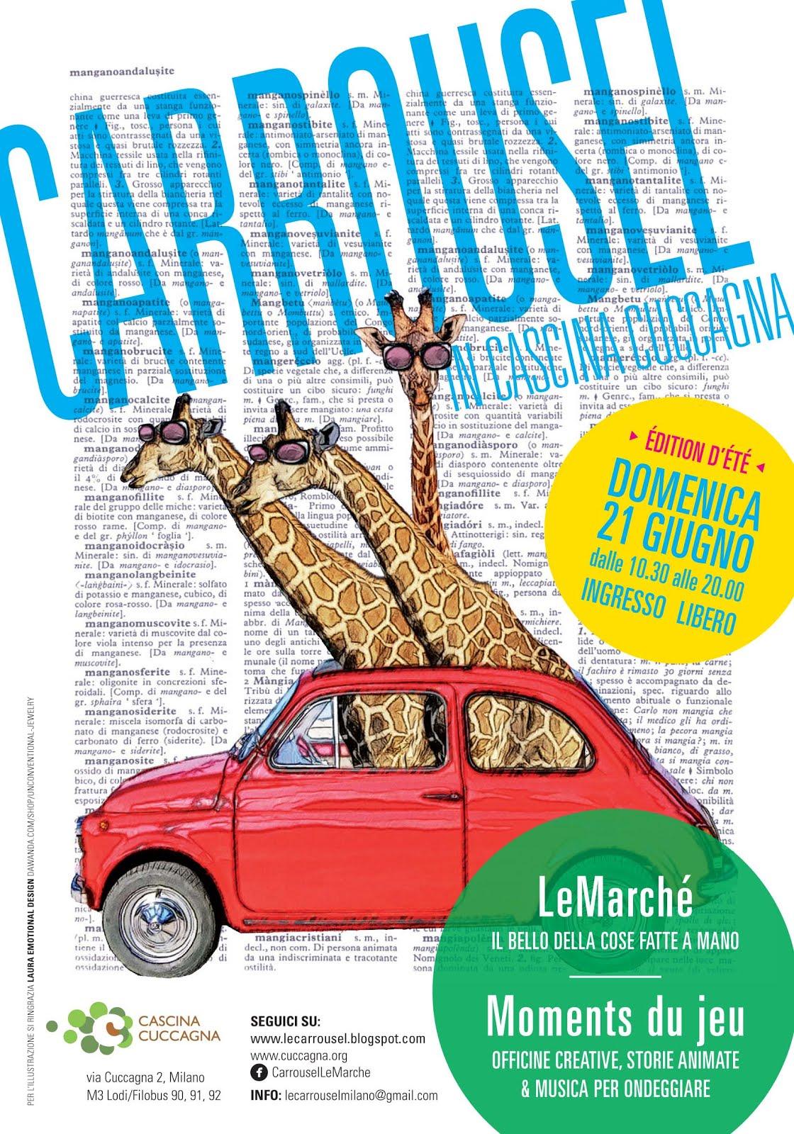 Carrousel Edizione Estiva