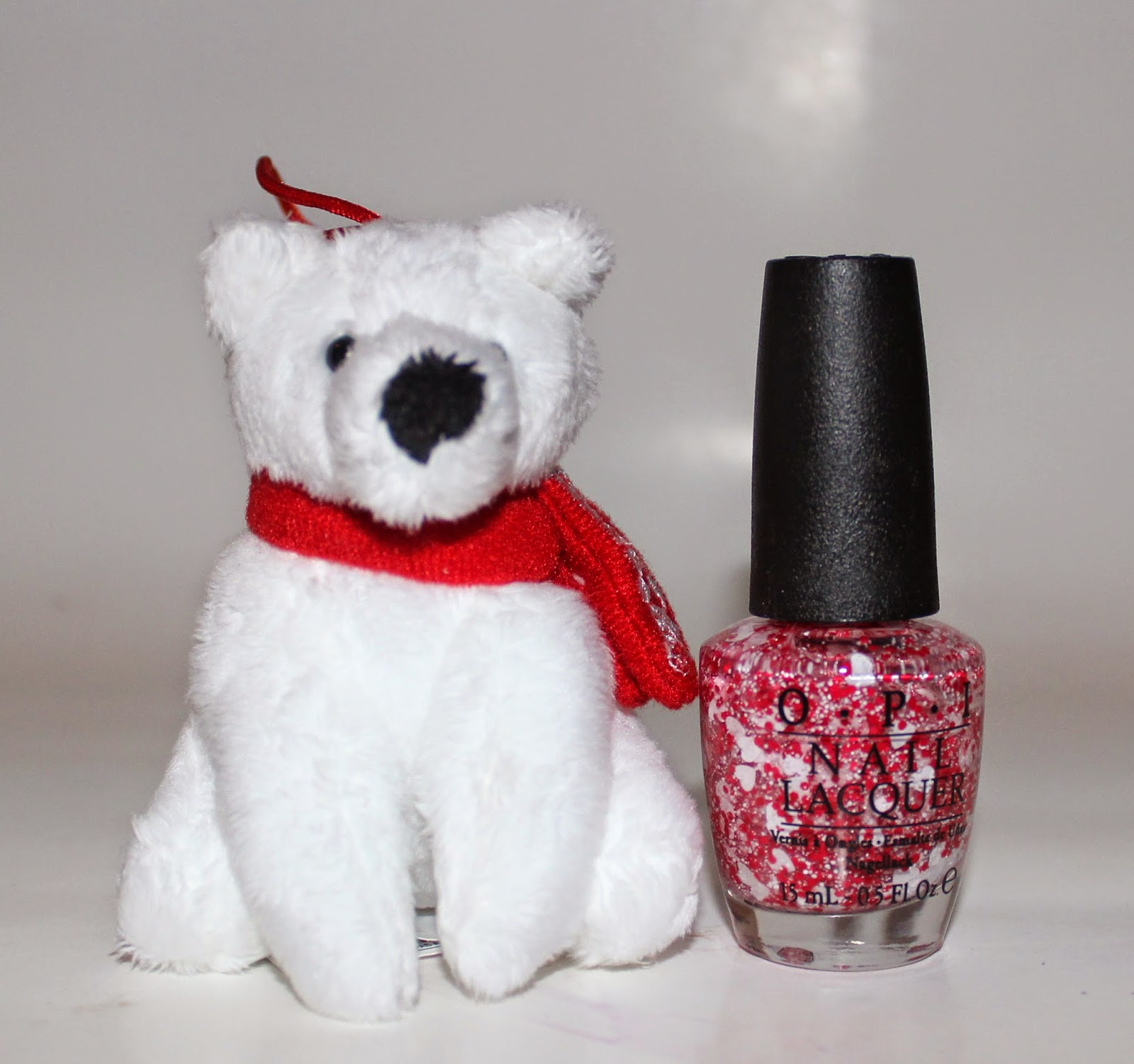 OPI This Bear's Got Flair!