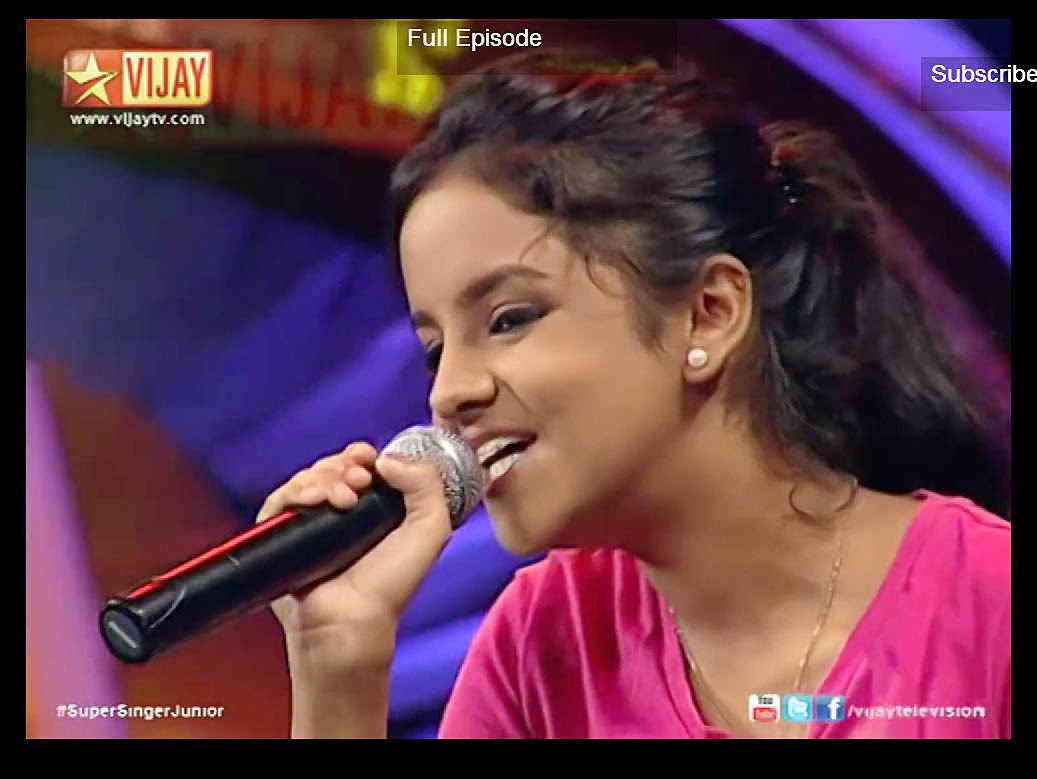 SUPER SINGER JUNIOR 4 order by Singerwise: SHIVANI - All songs in.