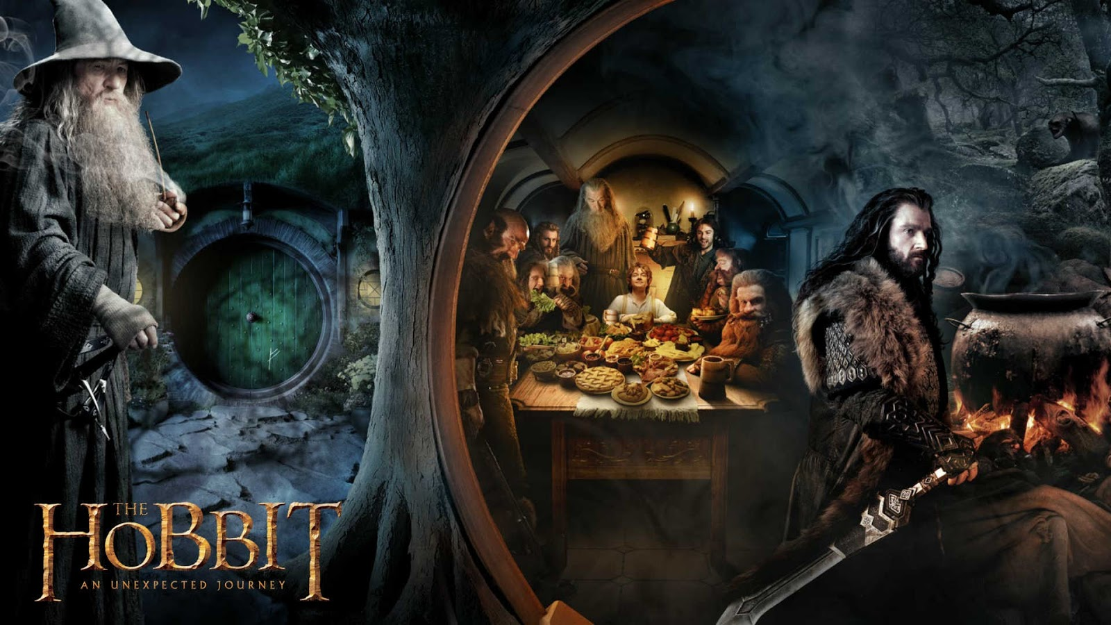 the hobbit movie review Movie review: peter jackson is back to doing what many believe he does best of all: juicing-up those fantastically fruity books of jrr tolkien for the big screen.