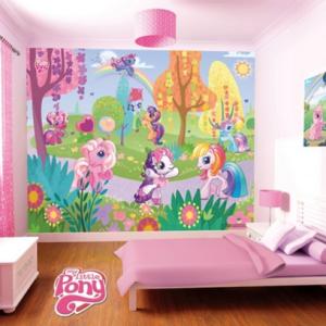 Room-Bedroom-Design-Children-Women-Little-Pony