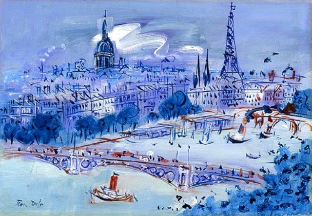 Artist Dufy Paintings