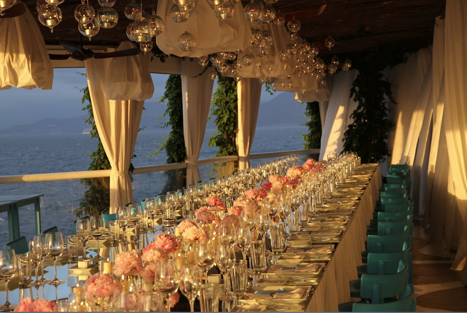 Luxury Capri Italy Event Destination And Event Planning Design