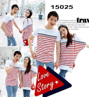 trend baju couple korea