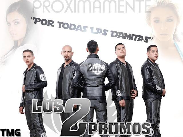 Los 2 Primos - Por todas las mujeres Promo 2013