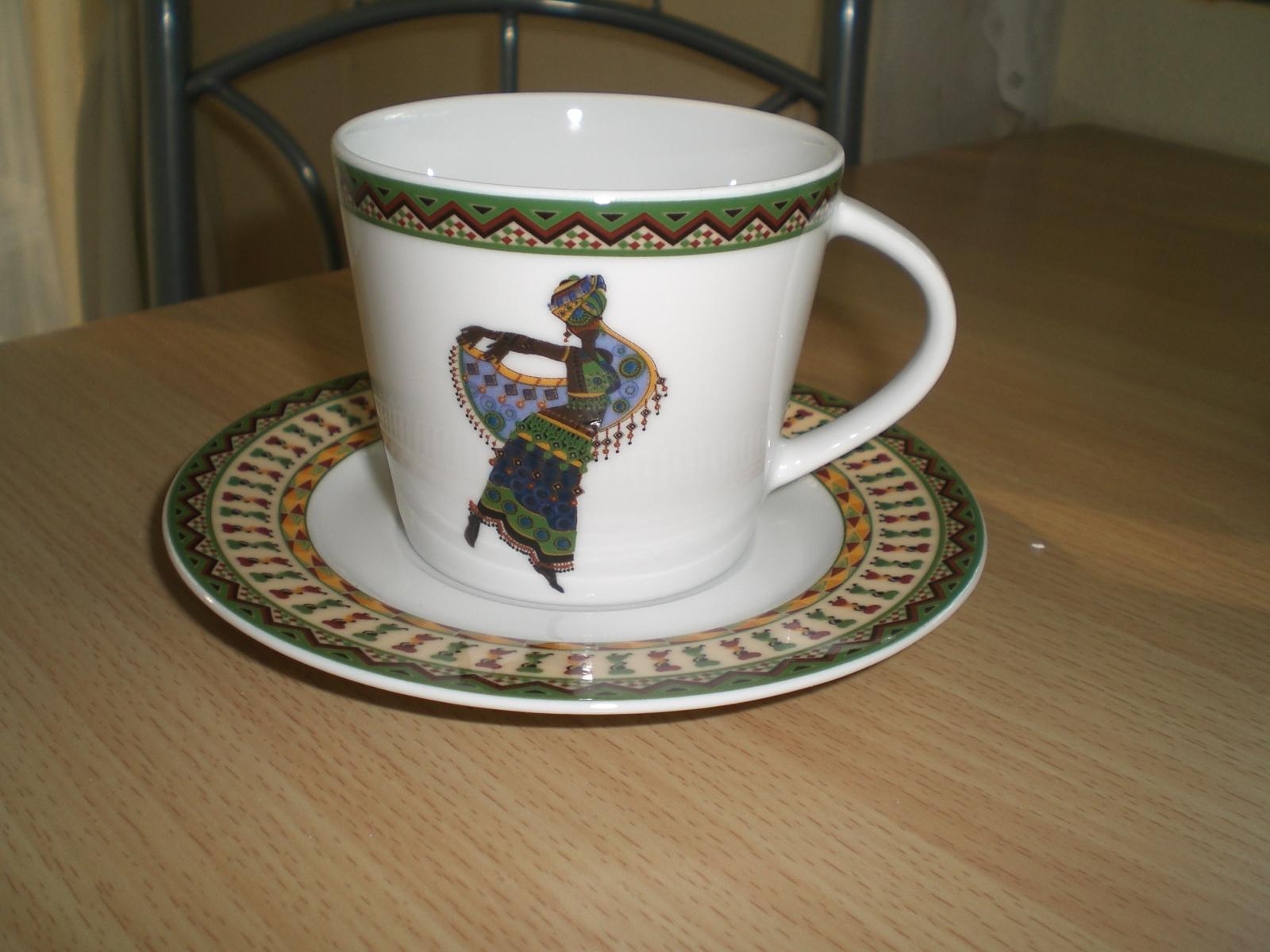 Tassen South Africa : Meine produkt test kiste porzellan in kasva africa style