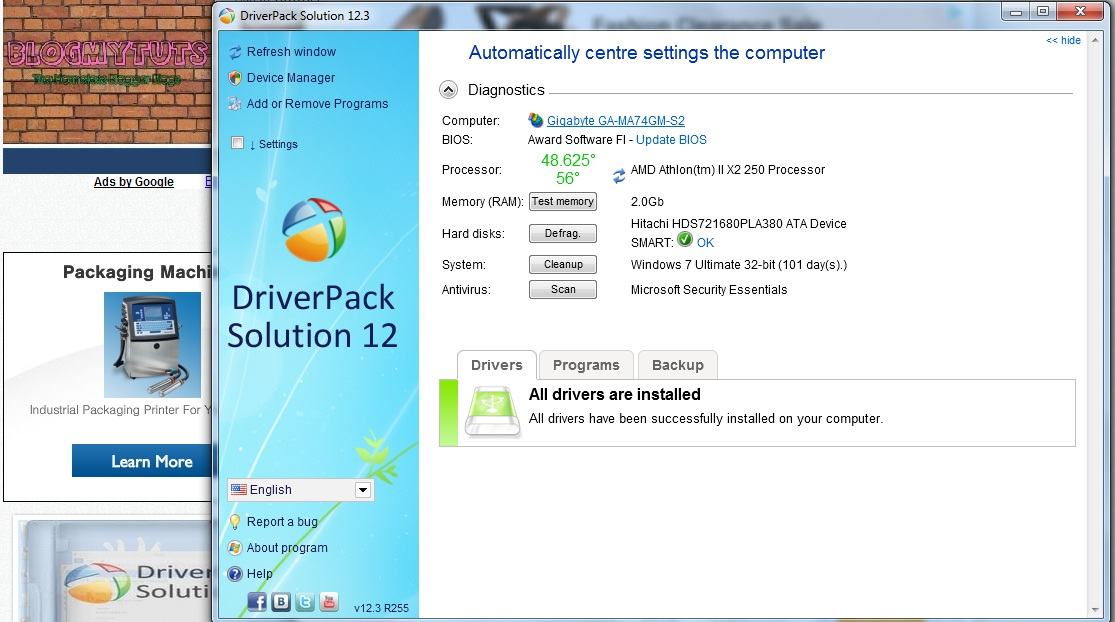Driverpack solution 11 x32 x64 victoryeye
