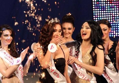 Miss Armenia 2012 Winner