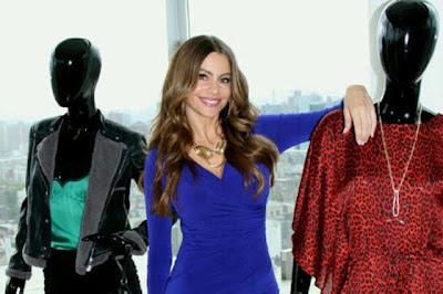 Sofia Vergara se lanza al mundo de la moda