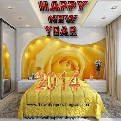 Free Beautiful Happy New Year 2014 Images