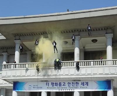 جهاز الأمن قام بالتدريب المثالي في حالة الطوارئ من الحوادث  4