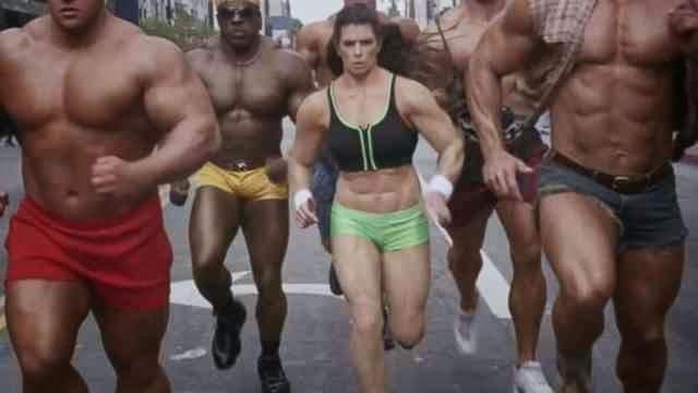 Bodybuilding και Τρέξιμο