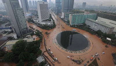 kota tenggelam, kota terancam tenggelam, tenggelam, kota banjir