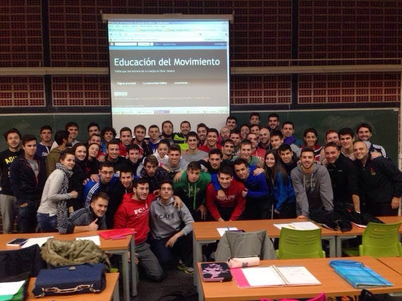 Educación del movimiento 2014