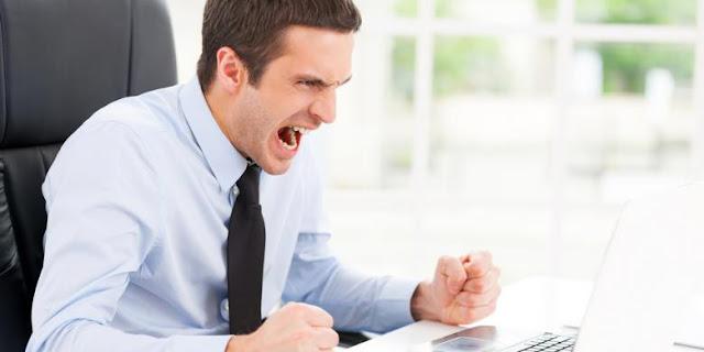Awas, Gampang Marah Tingkatkan Risiko Serangan Jantung