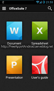 OfficeSuite Pro 7 (PDF & HD) Free Apps 4 Android